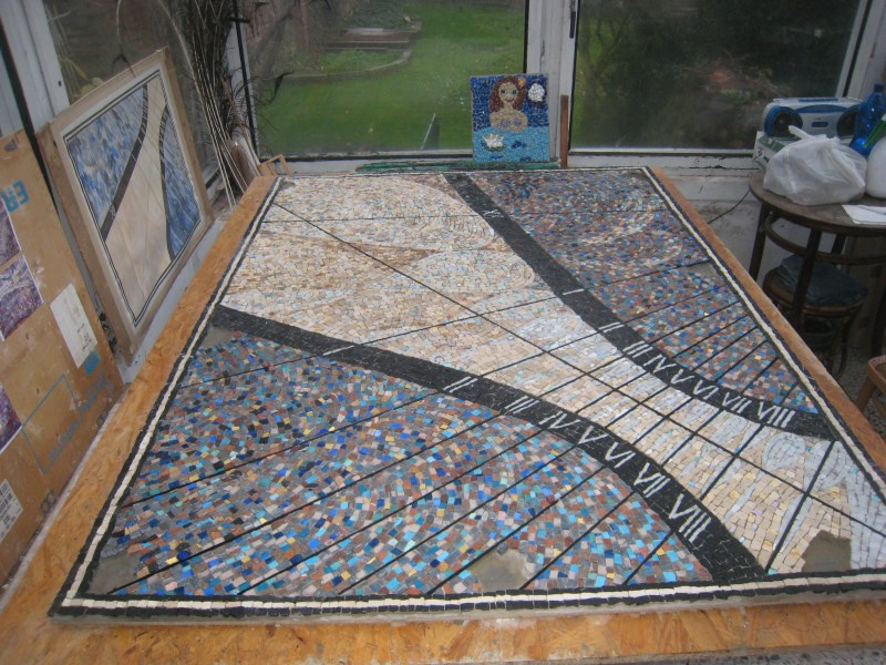 mozaika slunecni hodiny (6)