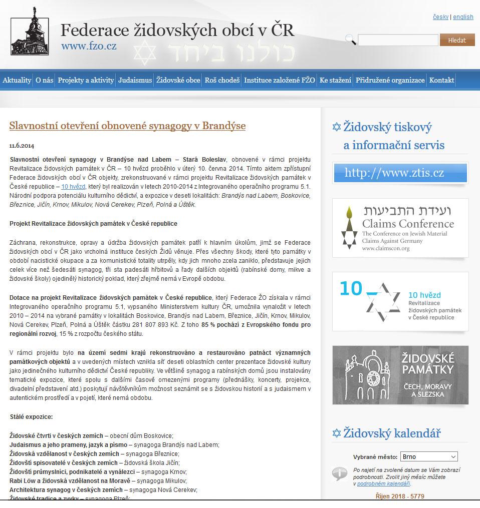 Tisk & media – HamplPetr cz
